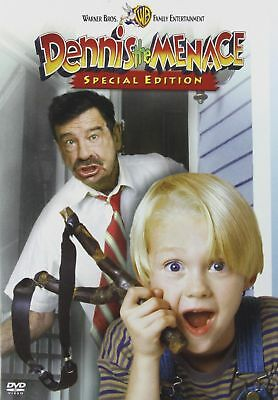 DENNIS THE MENACE. Walter Matthau. Region free, UK compatible. New sealed DVD.