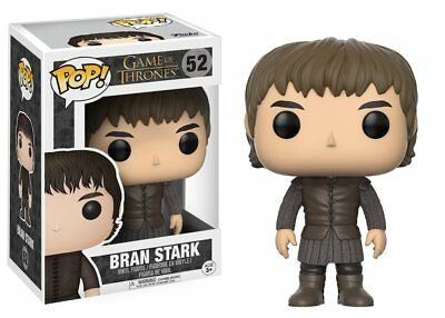 Bran Stark Game Of Thrones Pop! Vinyl Figure Funko New