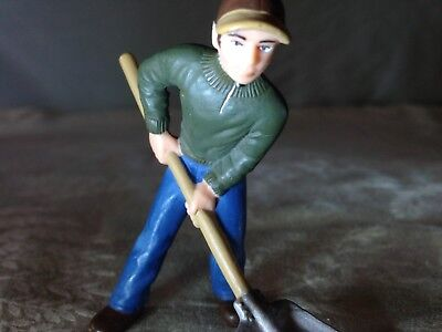 The STABLE BOY Hard at Work! Schleich 13447: Only Pre-Owned Avail on eBay USA?!