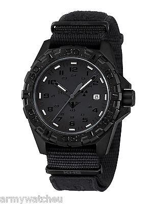 KHS Tactical Watches Reaper XTAC Red Trigalights© Date Army Band KHS.REXT.NXT1