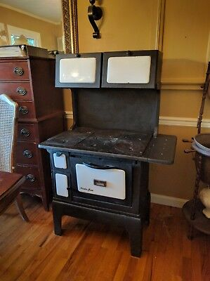 Glascock Victor Gem Wood Cook Stove