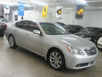 2007 Infiniti M35 4dr Sedan RWD 2007 M35 SPORT FULLY LOADED WITH ALL OPTIONS NONSMOKER FLORIDA CAR SERVICED