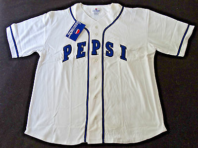 Pepsi Generation Next Jersey Men Size XXL