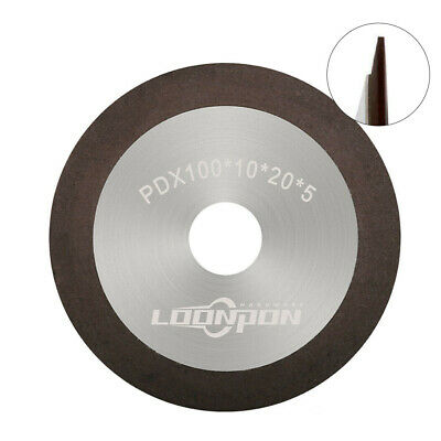 100mm Diamond Coated Grinding Wheel for Carbide Grit 150