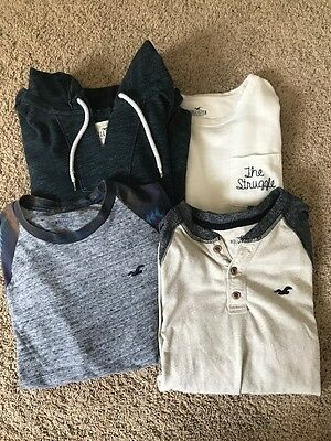 Hollister Shirts Size Small Lot of 4 Men's