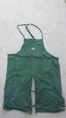 10 Ben Davis - Unisex Aprons - Green - (29 Available) - Used
