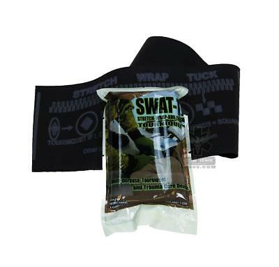 SWAT-T Stretch Wrap and Tuck Multi-Purpose Tourniquet, Save $ when buy 2 or 3 ..