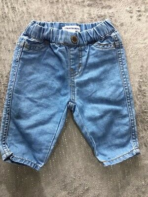 Baby Country Road Jeans - Size 000 - 0-3M