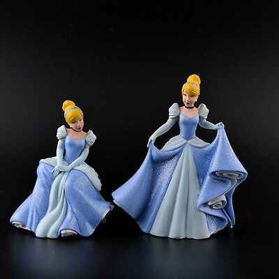 Princess Cinderella Figures Figurines Toy Cake Toppers Bullyland Charming Toys