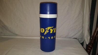Aladdin Thermos Goodyear Tire 100 Years 1898-1998