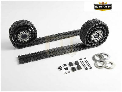 Mato High Quality Tank track Metal upgrade for 1/16 Scale M26 Tank