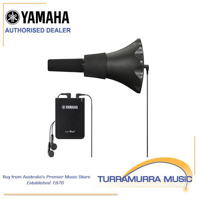 Yamaha Silent Brass SB5X Pick Up Mute For Trombone - Refurbished