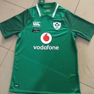 Ireland Home Nations 2017/18 Rugby Jersey