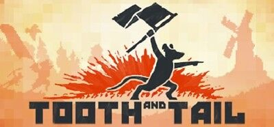 Tooth and Tail - PC Global Play Not Key/Code - Günstigst