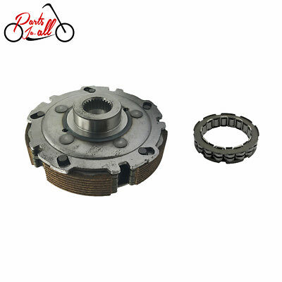Clutch Carrier Assy for Hisun 500cc 700cc HS500 HS700 ATV Quad one way Bearing
