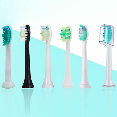 For Philips Sonciare DiamondClean InterCare Electirc Toothbrush Heads Soft Heads