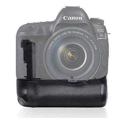 Vertical Battery Grip Holder for Canon EOS 5D Mark IV 5DIV 5D4 Camera as BG-E20
