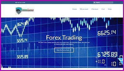 FOREX Website Earn $239.99 A SALE|FREE Domain|FREE Hosting|FREE Traffic