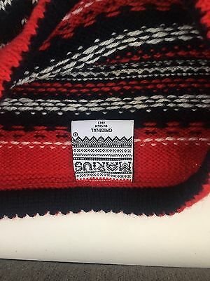 BRAND NEW NEVER WORN - Marius Norwegian Wool jumper SIZE L