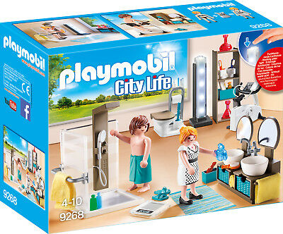 9268 Badezimmer PLAYMOBIL City Life