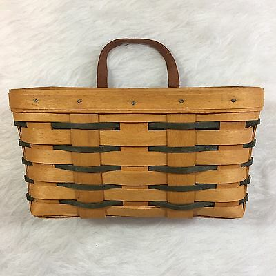 Longaberger Hanging Basket 1997 Keys Mail