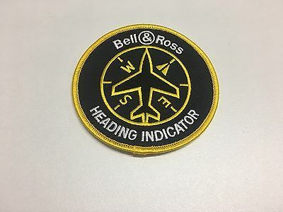 Patch Ecusson BELL&ROSS HEADING INDICATOR