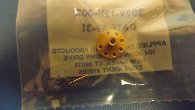 (1Pc) 2029-1211-002 Aep Stripline Terminated, Male, Smb Connector, Jack
