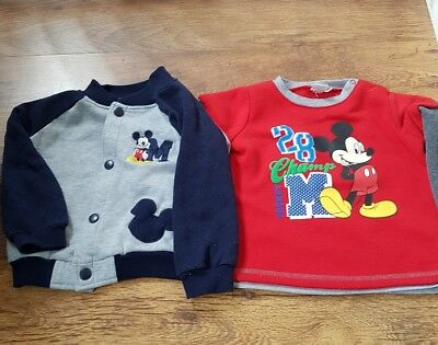 mickey mouse 18-24 months