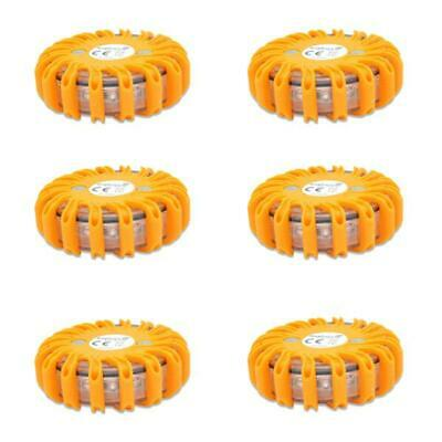 LED Raptis Flare® SET Gelb-Orange, Warnleuchte, Kennleuchte, Warndreieck