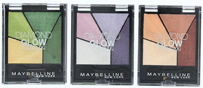 Maybelline Eyestudio Diamond Glow Quad Eyeshadow Palette