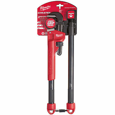 Milwaukee 48-22-7314 Adaptable Cheater Pipe Wrench New