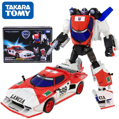 Transformers Masterpiece MP-23 Exhaust Lancia Stratos Turbo Action Figures Toy