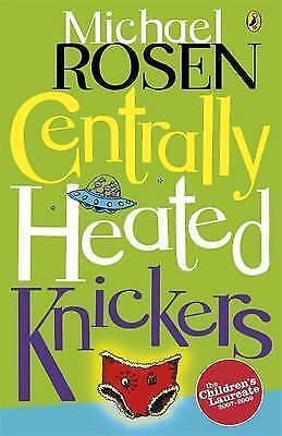 **NEW PB** Centrally Heated Knickers by Michael Rosen