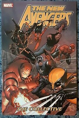 The New Avengers : The Collective  Tpb