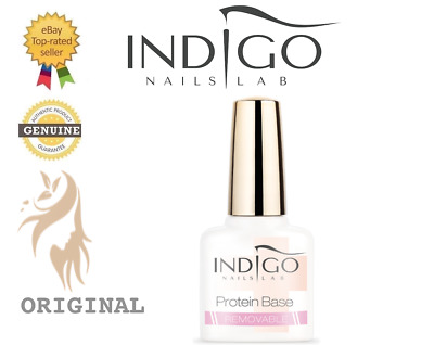 INDIGO REMOVABLE PROTEIN BASE 5ml NEXT DAY DELIEVERY THE BEST PRICE 100% GENUINE