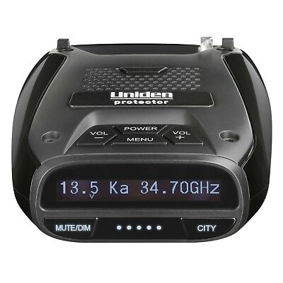 Uniden DFR6 Radar & Laser Detector & OLED Display: FACTORY AUTHORIZED