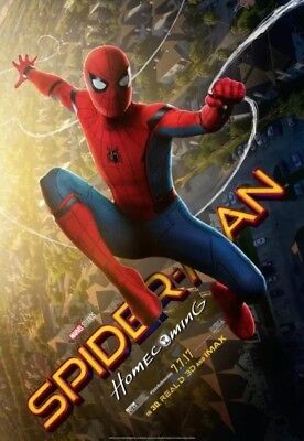 (Lot of 3) Spider-Man Homecoming 11x17 Mini Movie Posters