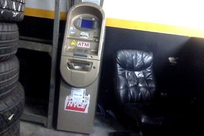 Hyosung NH-1520 ATM Mini-Bank Machine Model 1500 Gold in excellent condition