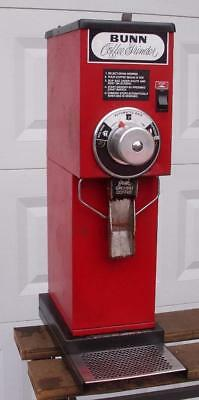 Bunn G3 3# Commercial Coffee Grinder Tested!!