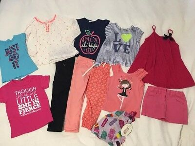 Size 3 Girls Summer Including Seed And Peter alexander
