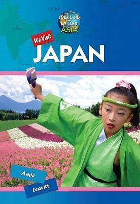 We Visit Japan (Your Land and My Land: Asia)-ExLibrary