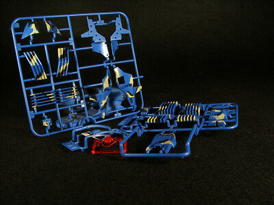 1/72 Zoids HMM 001 RPZ-03 SHIELD LIGER Navy blue camouflage armour only