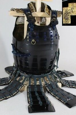 "The ""DOU"" Personal ARMOR,Japanese Traditional ARMOR Used By SAMURAI,Real Edo BK"