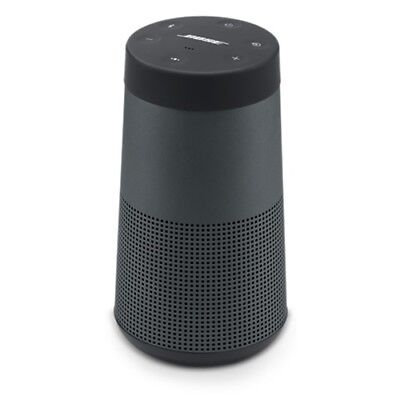 Bose Soundlink Revolve Bluetooth Speaker Triple Bl..