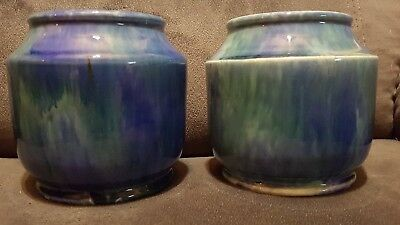 Fowlers Pottery Thomastown Vases