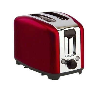 New Circulon Traditional 2 Slice Toaster Red RRP($150)