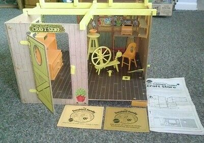 The sunshine family craft store 1975