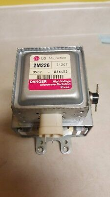 Whirlpool Microwave Model Mh1150xmb2 Mh1150xmb 2 Magnetron 8205790 W10844213