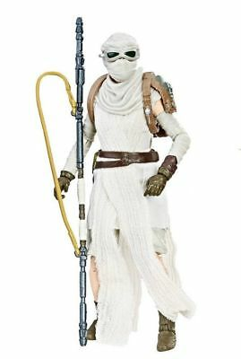 "Star Wars Black Series Rey Jakku Scavenger Rey Speeder 6"" Action Figure LOOSE"