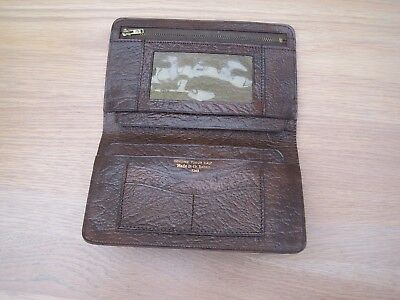 Vintage Leather Wallet
